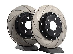 UPRATED REAR BRAKE DISCS