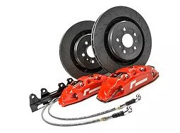 PERFORMANCE MONOBLOCK BRAKE KIT