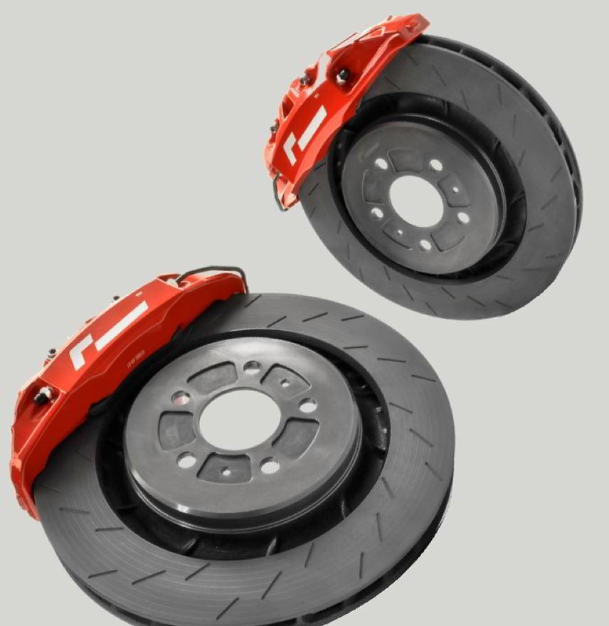 Performance Monoblock Brake Kit